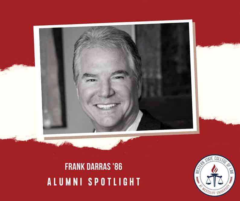 Frank Darras Recognized in Lawdragon's List of 500 Leading Plaintiff Consumer Lawyers