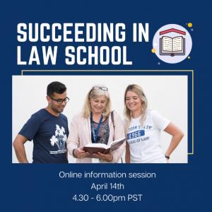 Succeeding in Law School