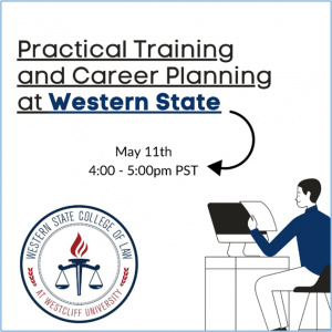 Practical Training & Career Planning at Western State